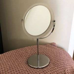 Makeup/vanity Mirror, Double side round mirror